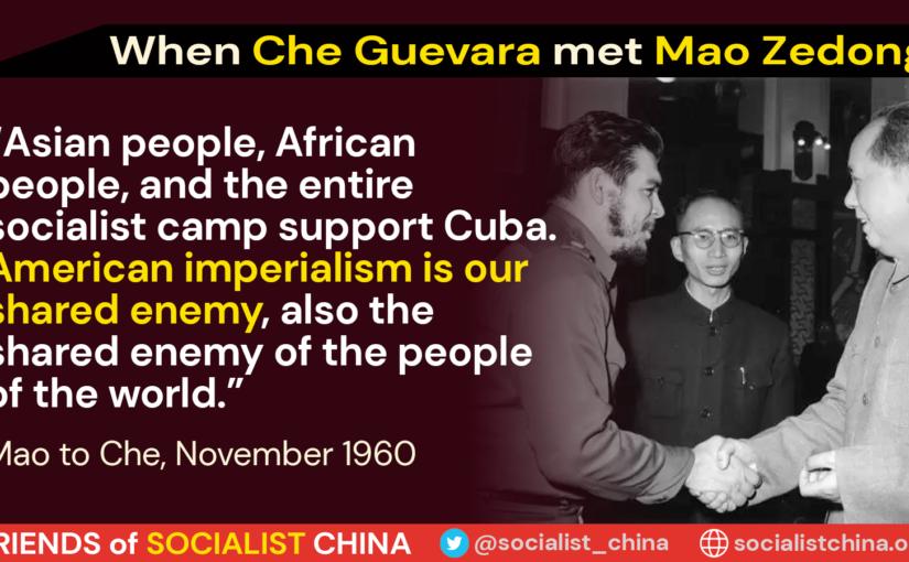 When Che Guevara met Mao Zedong