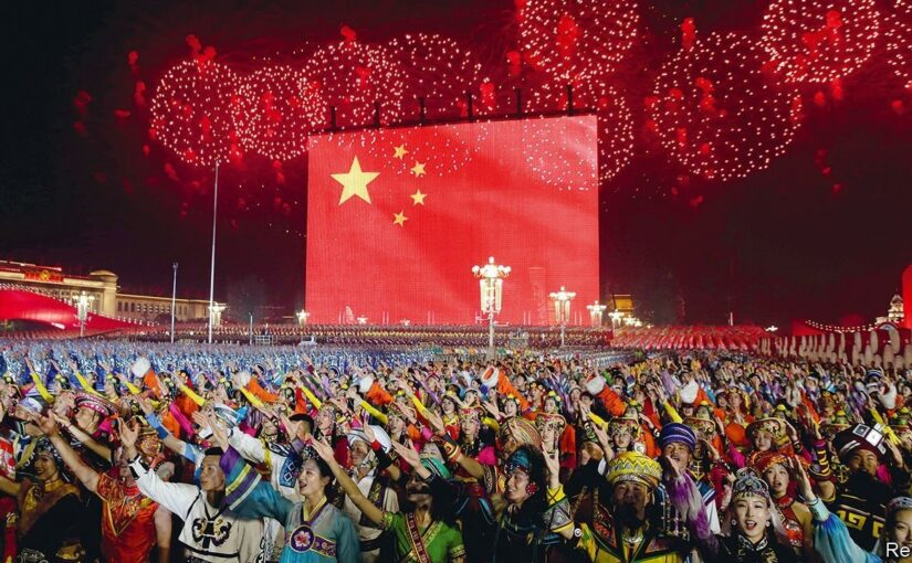 Salute on the Communist Party of China's 100th Anniversary