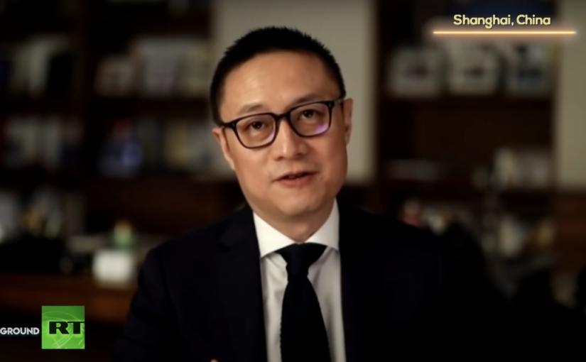 Eric Li on the continuity between Mao-era and reform-era China