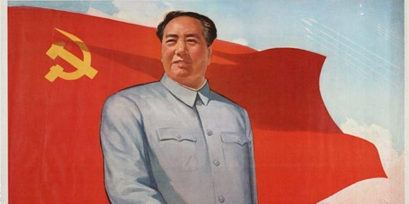 Online Lecture: Was Mao a Marxist? (1 July 2021)