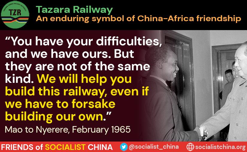 The Tanzania-Zambia Railway: A Testament to China-Africa Friendship