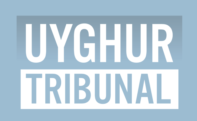 Interview on the 'Uyghur Tribunal' and the media war against China