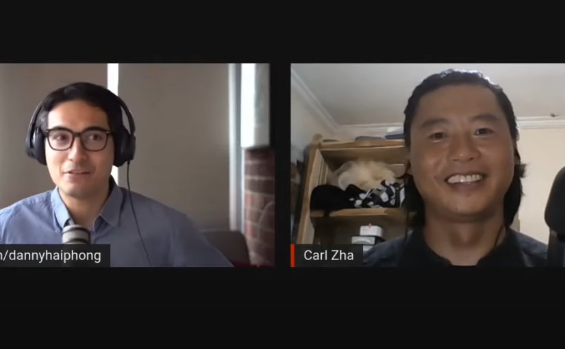 Interview with Carl Zha on the 100th Anniversary of the Communist Party of China