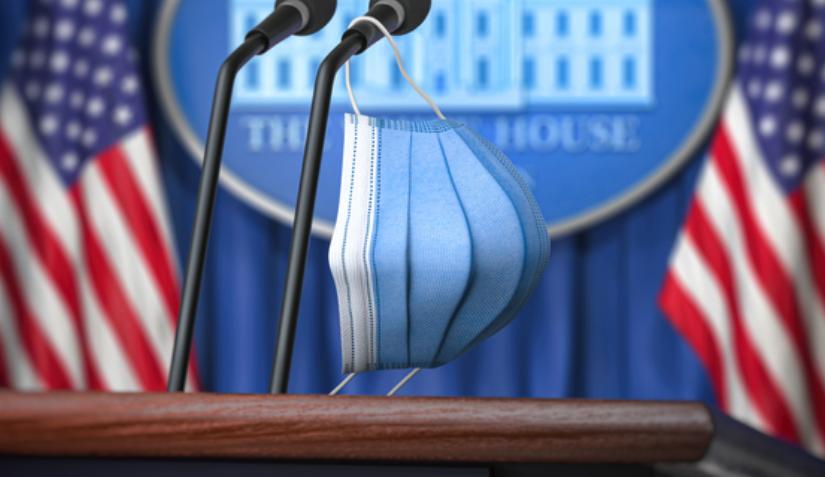 Virus blame game infecting 'Trumpiden' presidency