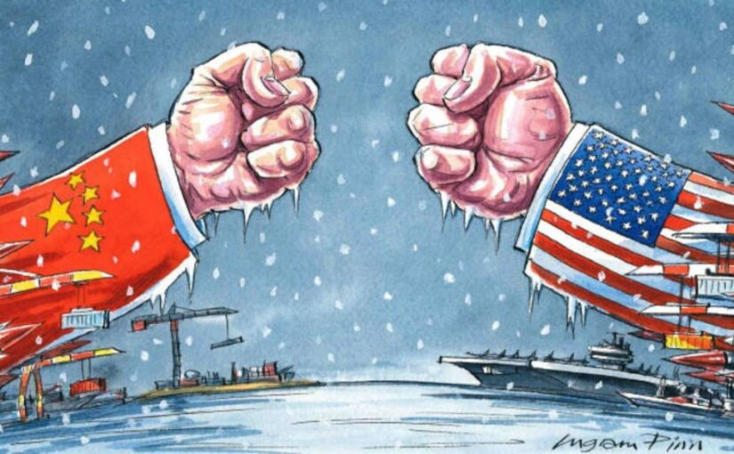 Does China's rise really threaten the US?