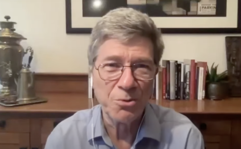 Jeffrey Sachs: stop demonizing China and build cooperation to solve global problems