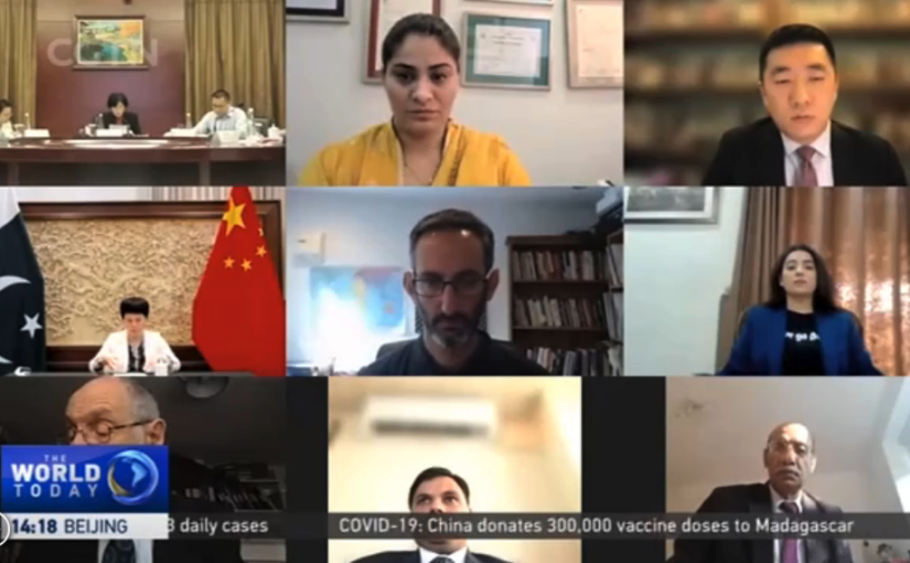 Carlos Martinez: lies about Xinjiang are designed to build public support for the New Cold War