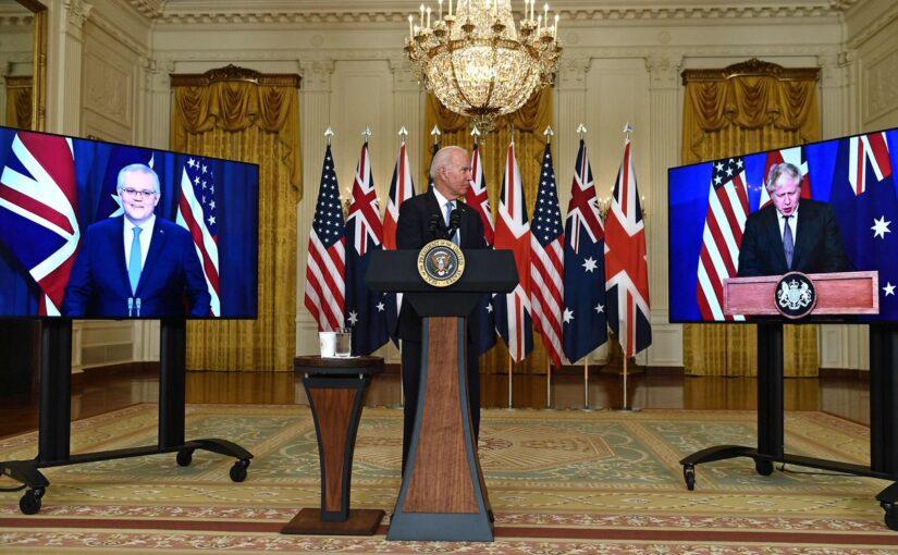 Kate Hudson: why we say No to AUKUS