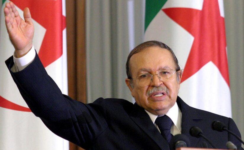 Xi Jinping sends condolences over passing of former Algerian President Abdelaziz Bouteflika