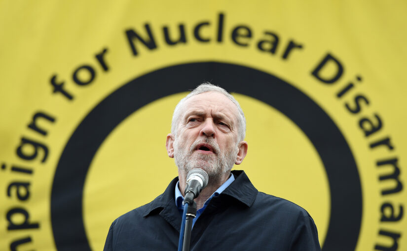 Jeremy Corbyn: A new nuclear arms race and Cold War will not bring security