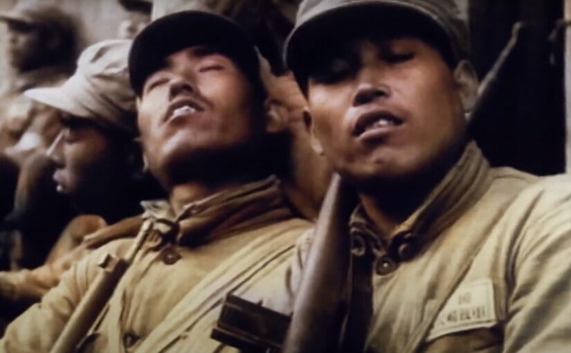 The liberation of Shanghai: 'I found PLA soldiers sleeping on the pavement'