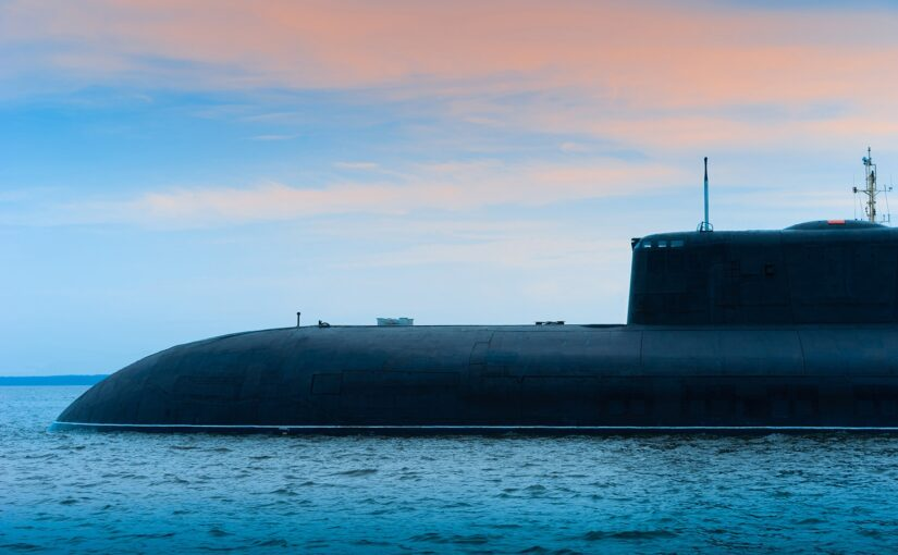 Stop U.S. submarine warfare!