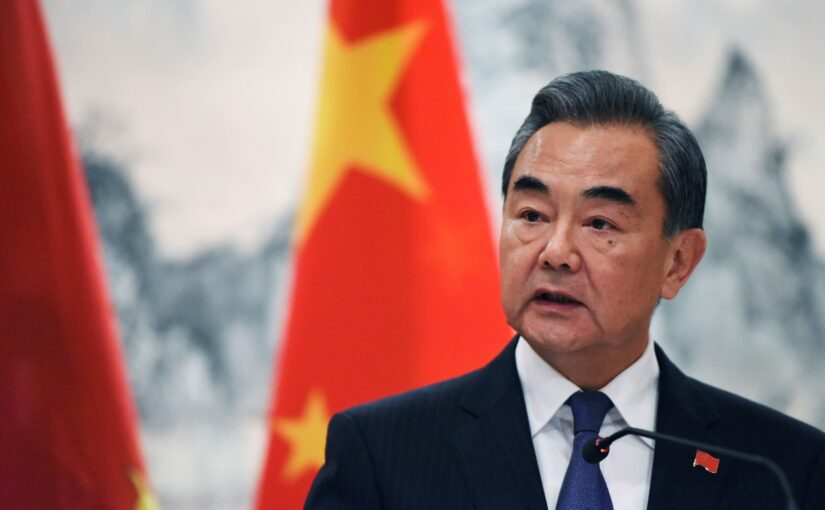 Wang Yi on the 50th anniversary of the restoration of China's seat at the UN