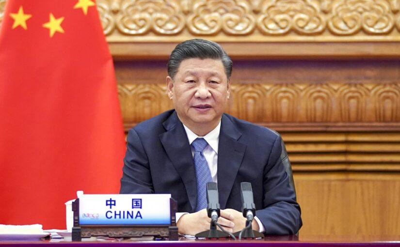 Xi Jinping's address at the 13th BRICS summit