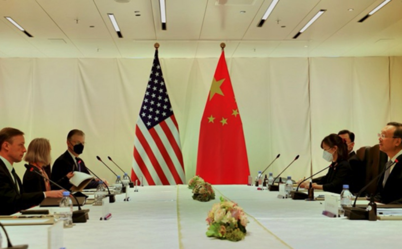 Danny Haiphong: the US must correct the paradox in its approach to China
