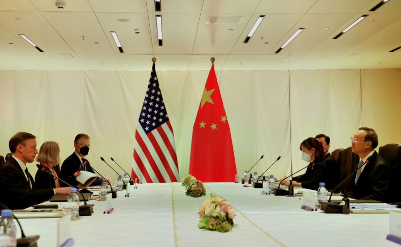 Danny Haiphong: Zurich talks could serve to improve China-US relations