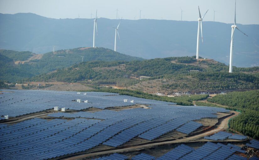 China makes further key pledges around carbon neutrality and renewable energy