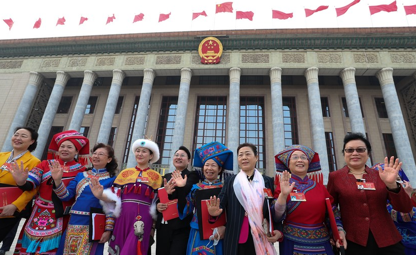 From grassroots to lawmaker: A glimpse of China's 'whole-process democracy'