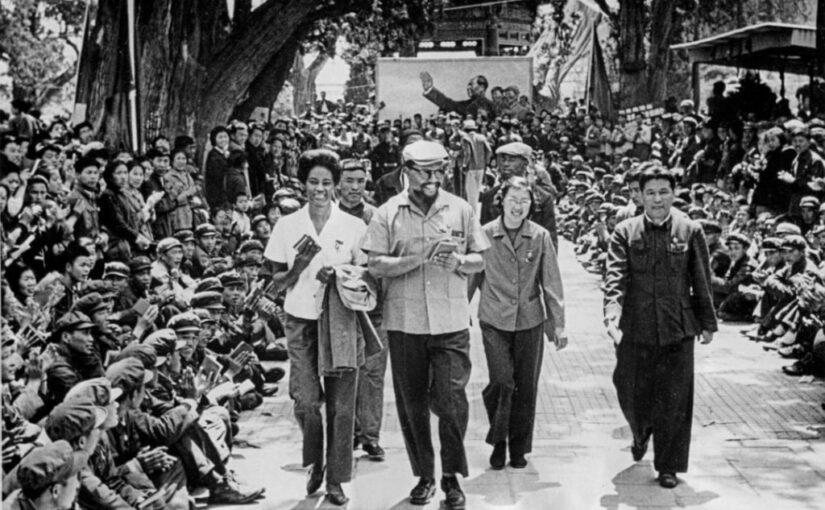 Happy birthday socialist China!