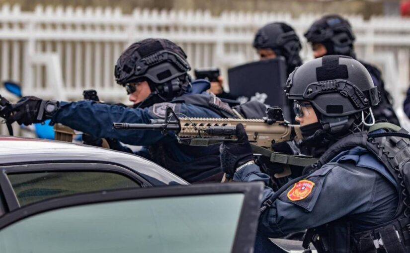 Washington escalates: Secret special forces operating for past year in Taiwan
